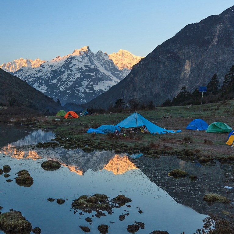 Everest Reisen und Everest Trekking