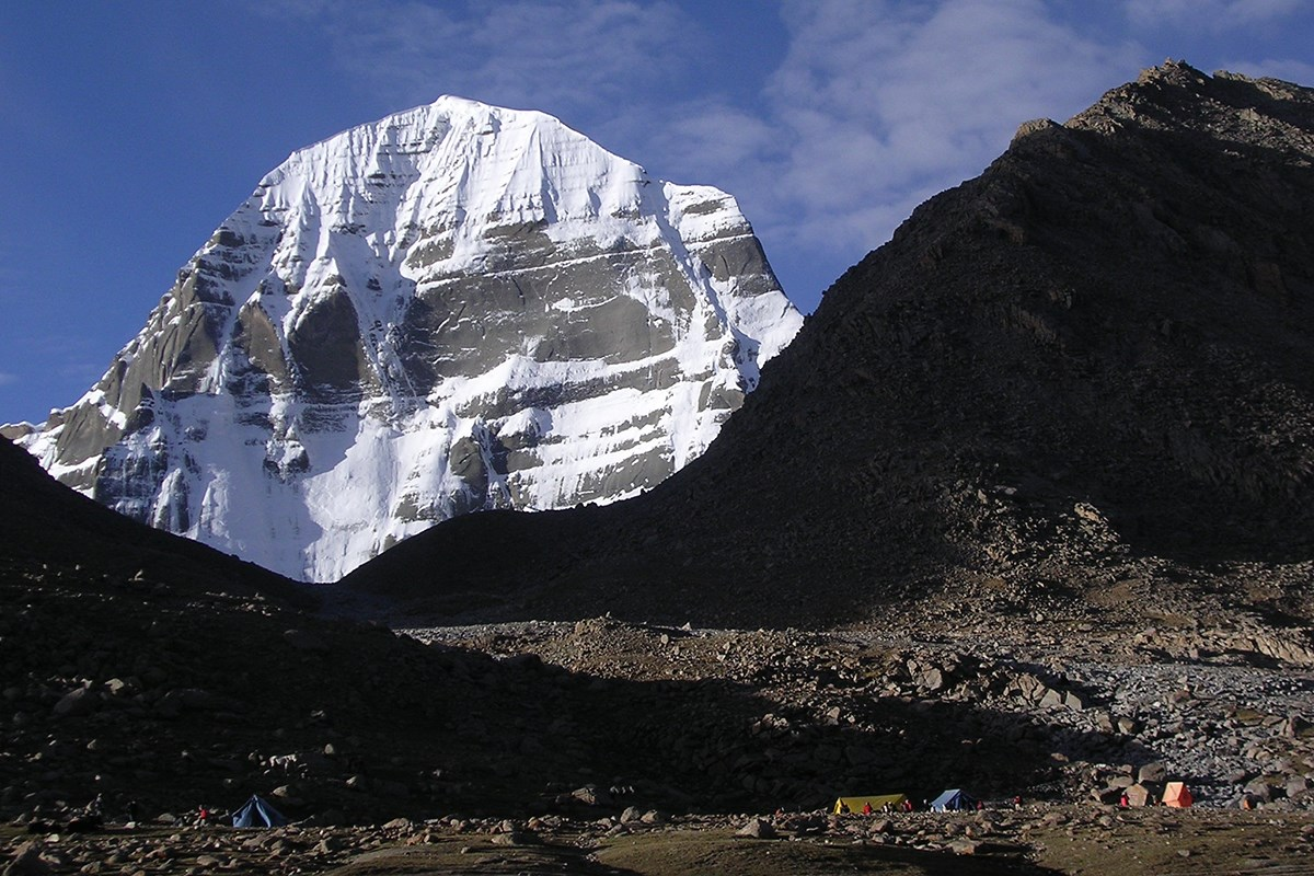 Trekkking around Kailash