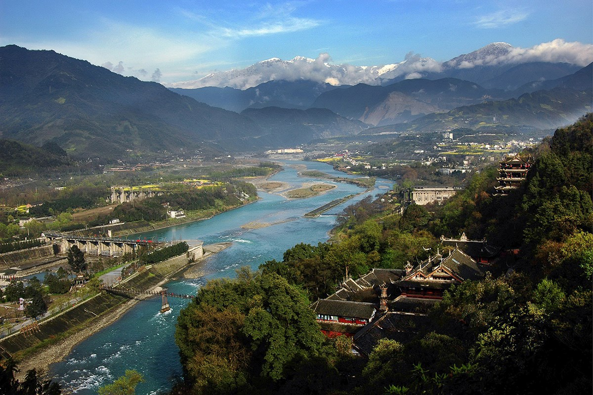 Foto von Dujiangyan Culture and Tourism Administration